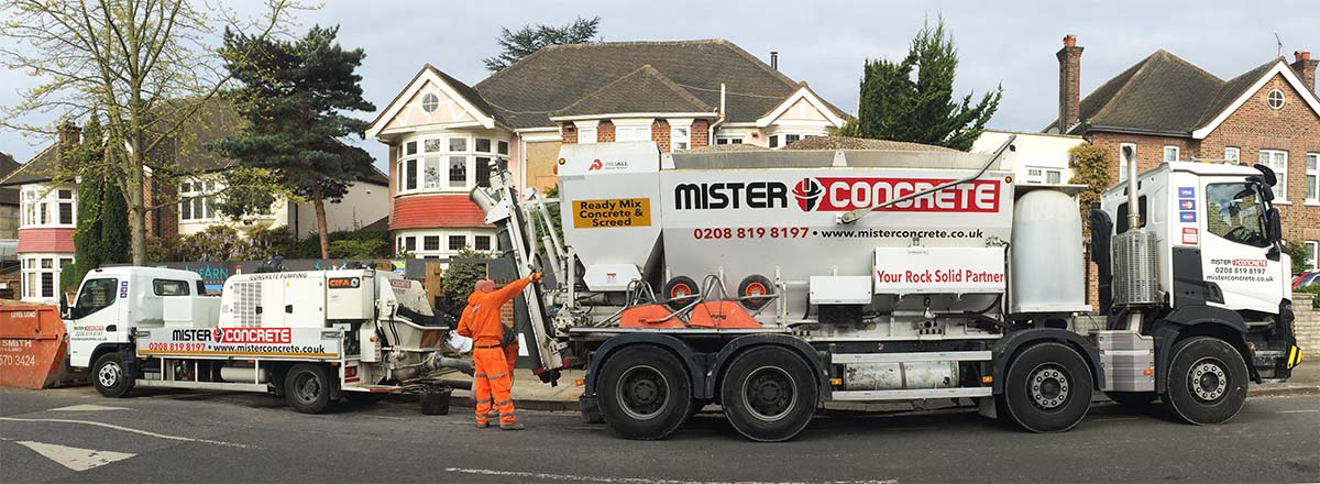 mister concrete trucks